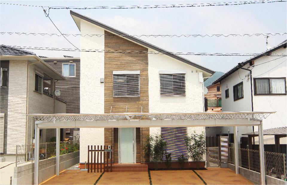 JUSTの家01